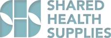 Shared Health Supplies footer logo
