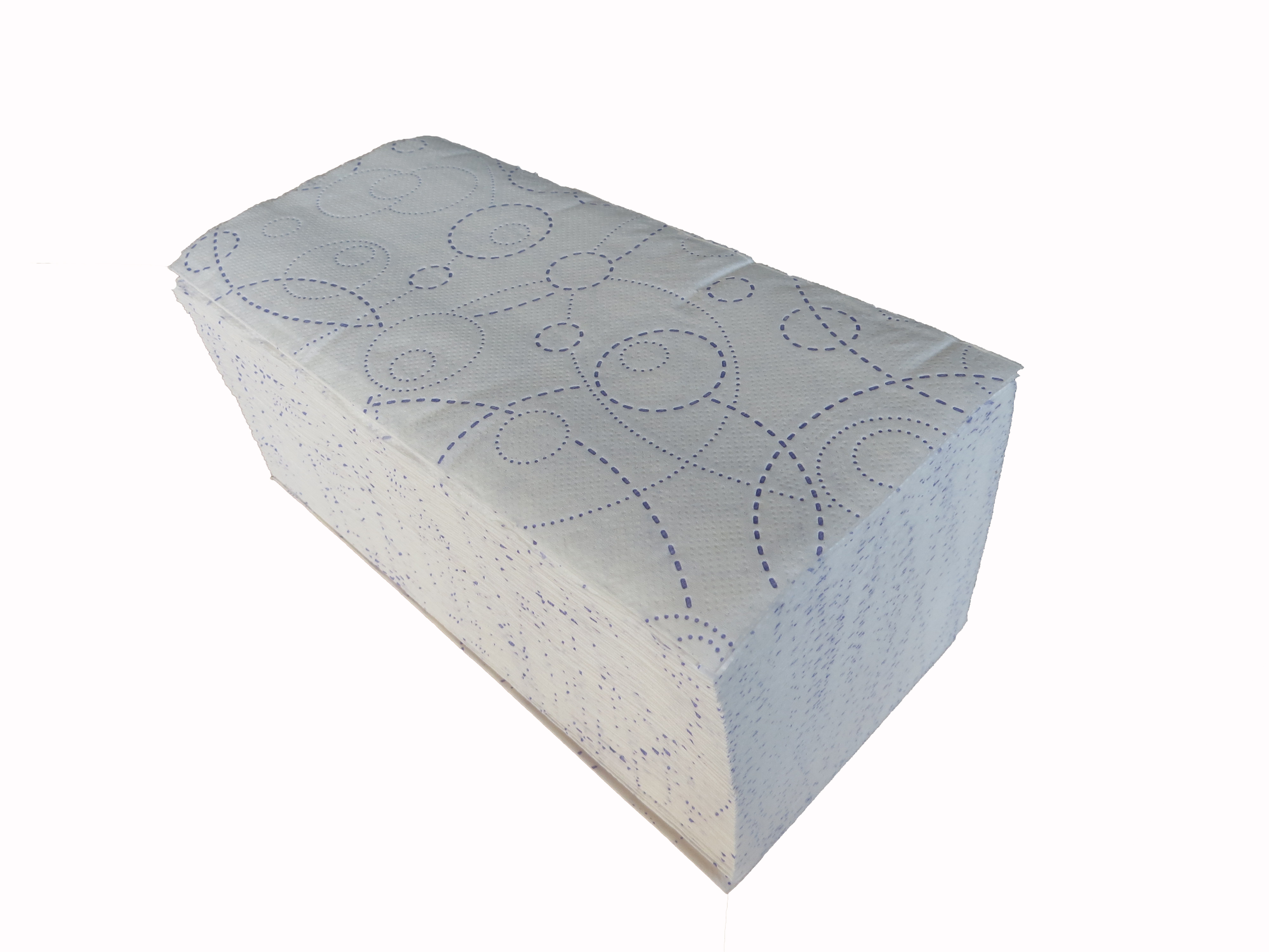 Our white inter-fold hand towels are suitable for all washroom environments. White inter-fold hand towels when dispensed can present the next towel ready for use reducing cross contamination.