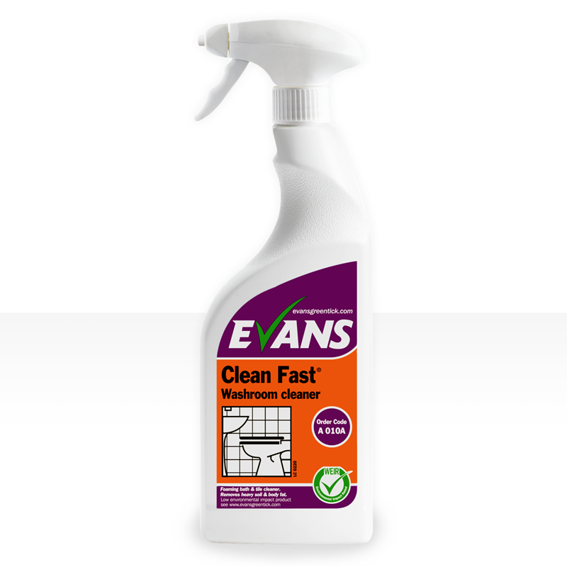Foaming, multi surface bactericidal cleaner. Tangerine perfume. Removes body fat, limescale and heavy soiling. Kills bacteria. Passes EN 1276 at recommended dilution rate & contact time